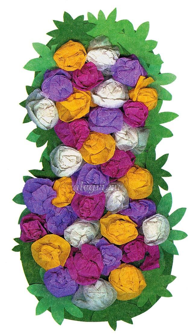 Как сделать розу из салфеток своими руками поэтапно фото для начинающих 189