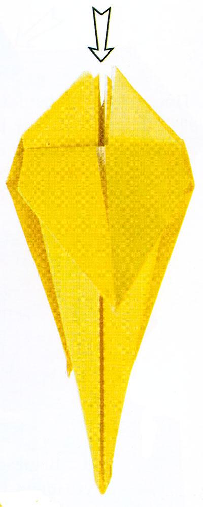 Видео оригами ириса 87