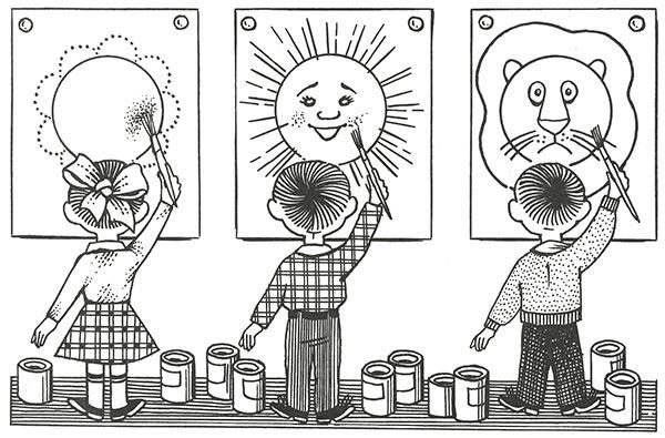 Конкурсы для детей