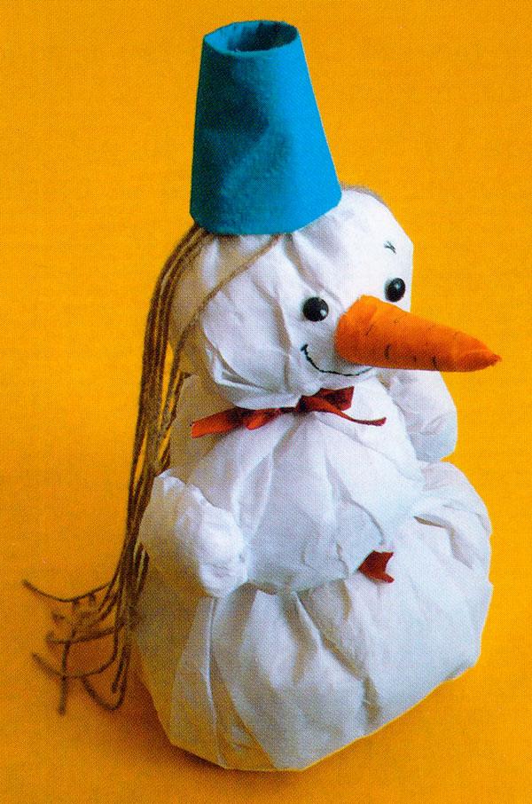 Сделать снежные комки своими руками фото 789