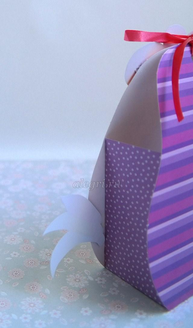 Новогодняя упаковка петух своими руками фото 176