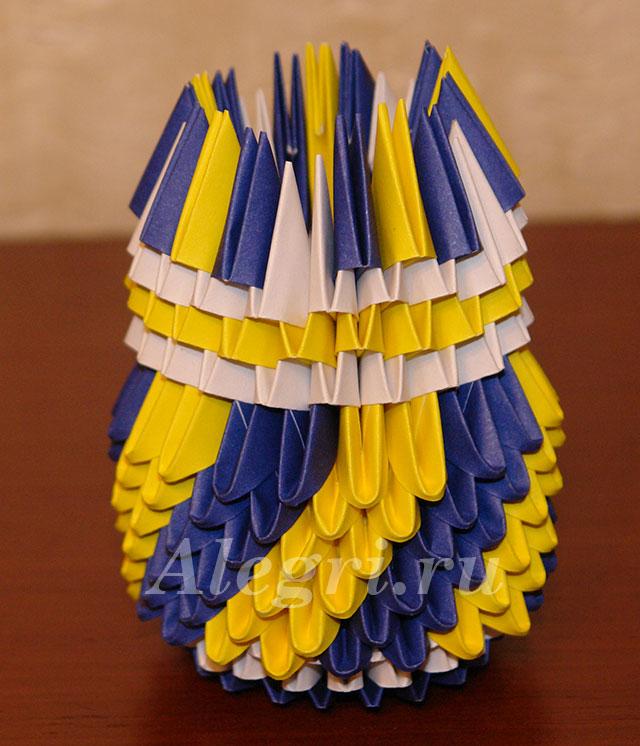 Как сделать подставку для карандашей своими руками из бумаги оригами 41