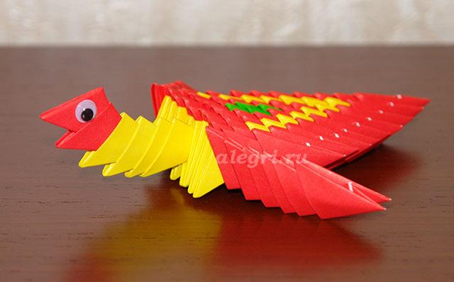 Лотос модульное оригами схема фото 81