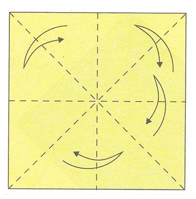 Поделки из цветного картона для детей пошагово