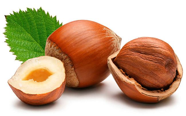 Какие бывают орехи названия и фото