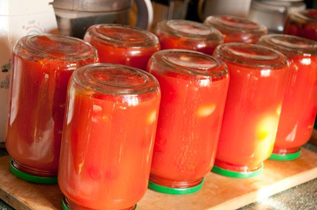 Как правильно сделать сок из помидоров 232