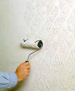 Краски для интерьера стены