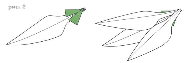 Как сделать подснежник из бумаги своими руками