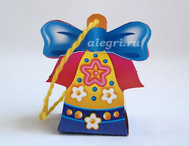 Новогодние игрушки своими руками для 3 класса