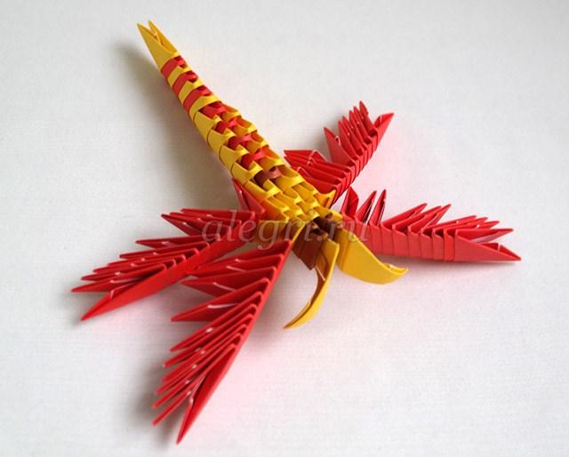 Модульное оригами для начинающих мастер класс