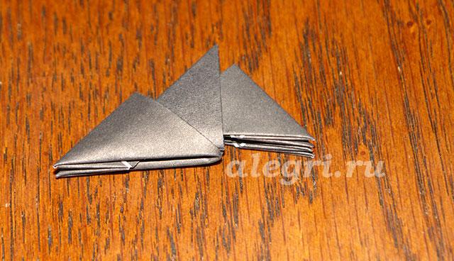 Модульное оригами цыплёнок схема фото 249