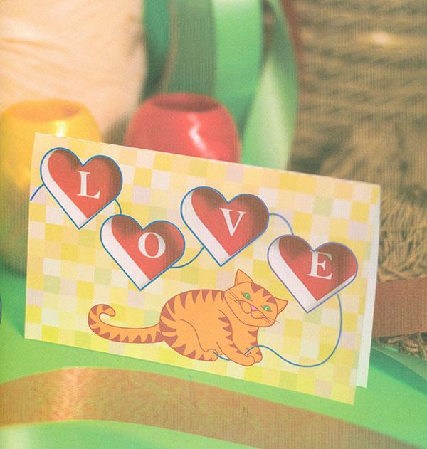Как сделать открытку для сына своими руками