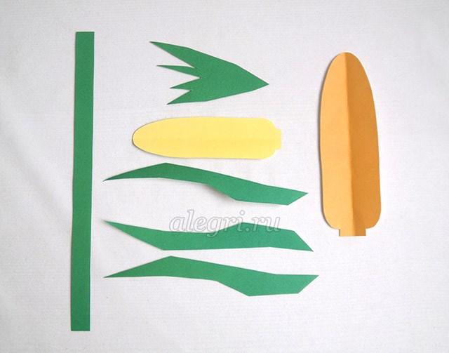 картинка кукуруза для детей