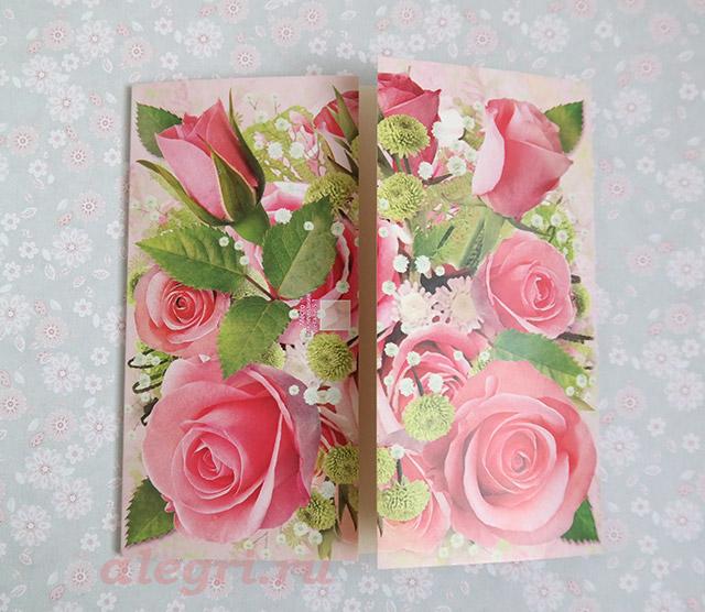 Розы для открыток своими руками 401