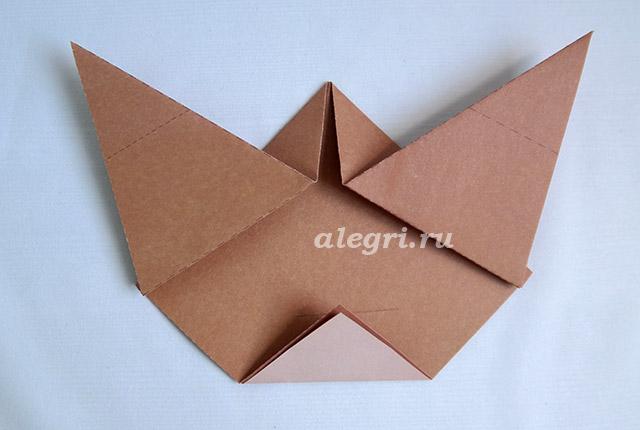 Обезьяна из бумаги своими руками фото на новый год