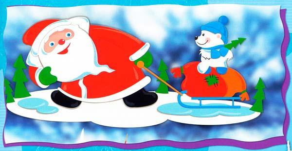 Дед мороз поделка своими руками