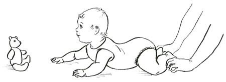 Как развивать малыша в 5 месяцев