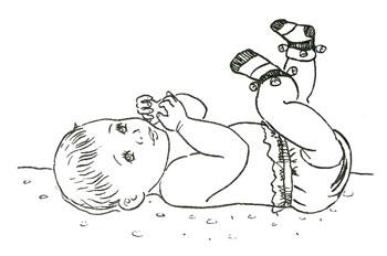 Как развивать ребенка в 8 месяца в домашних условиях