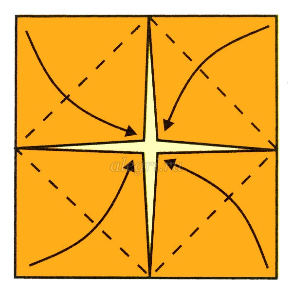 Модульное оригами панда схема фото 397