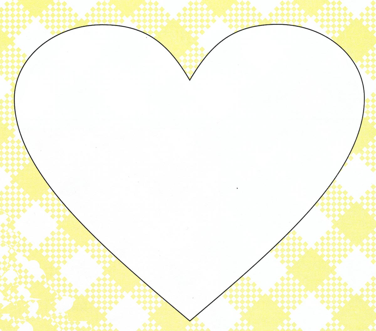Валентинки из бумаги своими руками