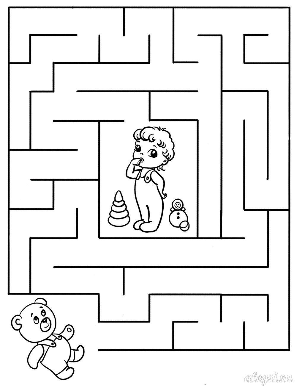 Развивающие игры для детей с 2 лет в домашних условиях