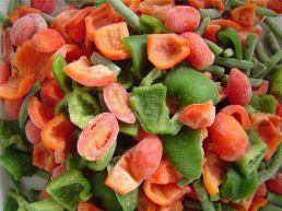 Как приготовить овощную замороженную