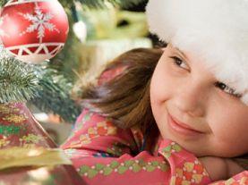 Стихи про Новый год для детей 4, 5 лет