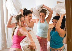 Как устроить домашнюю вечеринку