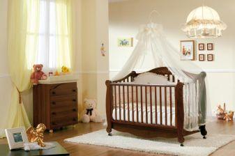 Куда поставить детскую кроватку