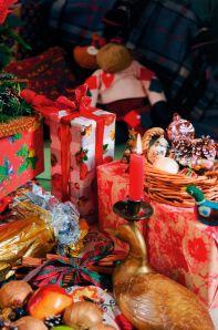 Подарочная новогодняя упаковка подарка своими руками