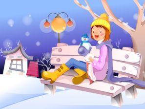 Стихи о зиме для школьников
