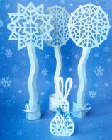Необычные новогодние поделки своими руками