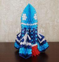 Ракета модульного оригами