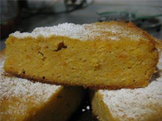 Как испечь апельсиново-миндальный пирог
