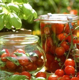 рецепты салатов на зиму из помидоров черри