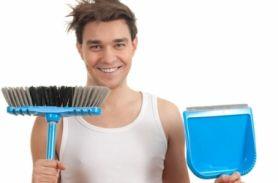 Как заставить мужа работать по дому