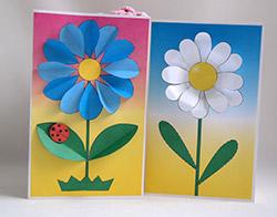 18 идей для открытки с 8 марта: делаем своими руками 50