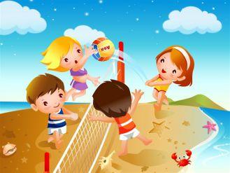 Игры для общефизической подготовки для детей начальной школы