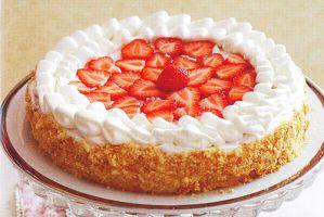 торт из покупных бисквитных коржей рецепт с фото пошагово