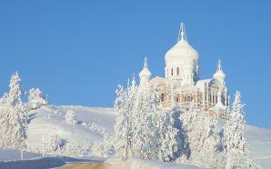 Обои на рабочий стол православные храмы