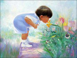 знакомства ребенка с окружающим миром
