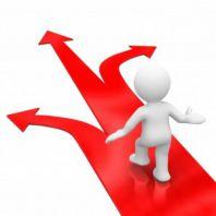 Какую работу выбрать?</p> <p> Как выбрать?»></div> Главное в выборе — настроиться на победу. Итак, если вы выбираете для себя карьеру, примите следующие рекомендации, которые помогут вам сделать свой путь успешнее.</p> <p> Проблема выбора: какую работу лучше выбрать? А там всегда нуждаются в притоке рабочей силы. <br><h2><span id=