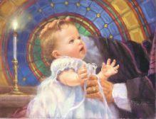 Крещение ребенка. Приметы и обряды, связанные с крещением ребёнка