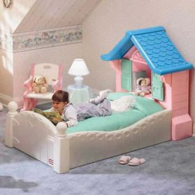 Какую кровать  ребенку 3 лет чтобы он не падал