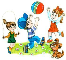 Подвижные игры для детей от 7 до 10 лет
