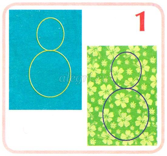 Рамка для фото своими руками из цветного картона фото 849